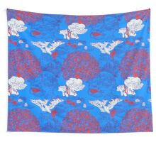 Coral reef Wall Tapestry
