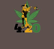 420 Shirts Funny Jester Weed Clothing And Gifts Unisex T-Shirt