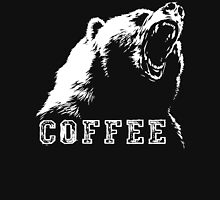 Coffee Roar Womens Fitted T-Shirt