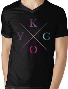 KYGO - Violet Mens V-Neck T-Shirt