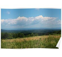 Carolina Country-Side Poster