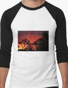 Stanwell Tops Sunset Men's Baseball ¾ T-Shirt