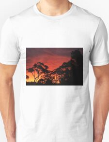 Stanwell Tops Sunset Unisex T-Shirt