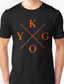 KYGO - Orange Unisex T-Shirt