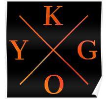 KYGO - Orange Poster