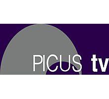 Picus Tv - Deus Ex Photographic Print