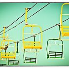 Sky Ride #41 by Colleen Kammerer