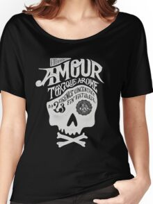 Amour Women's Relaxed Fit T-Shirt