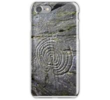 Cornwall : Rocky Valley Labyrinths iPhone Case/Skin