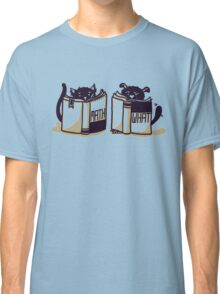 I'm more a dog person Classic T-Shirt