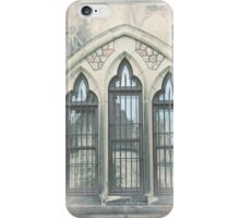 Reflections in Windows, Ottawa Parliament iPhone Case/Skin