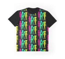 sapphic shapes Graphic T-Shirt