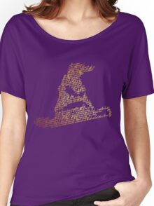 Sorting Hat - 1994 Sorting Hat Song Women's Relaxed Fit T-Shirt