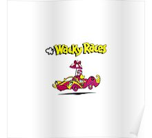 WACKY RACES PENELOPE PIT STOP Poster