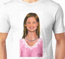 Katie Holmes Unisex T-Shirt