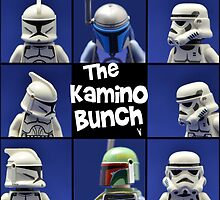 The Kamino Bunch by monkeyshrike