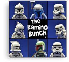 The Kamino Bunch Canvas Print