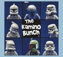 The Kamino Bunch One Piece - Short Sleeve