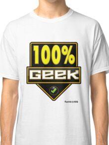 100% Geek Classic T-Shirt