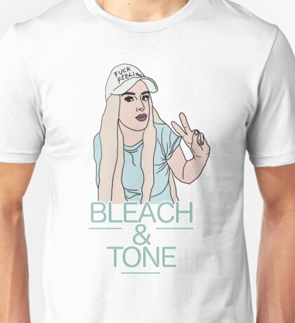Bleach & Tone (version two) Unisex T-Shirt