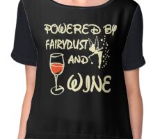 Powered by fairydust and wine  Chiffon Top