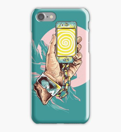 Slave to the Selfie iPhone Case/Skin