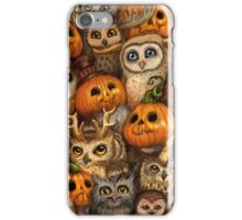 The Halloween Parliament iPhone Case/Skin