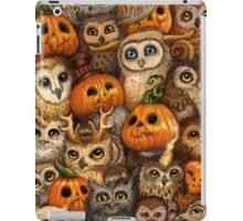 The Halloween Parliament iPad Case/Skin