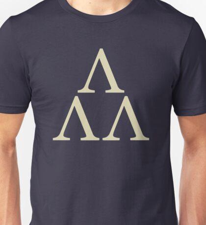 TRI LAMBS  - REVENGE OF THE NERDS Unisex T-Shirt