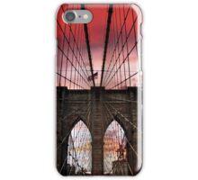 Sunset Gothic iPhone Case/Skin