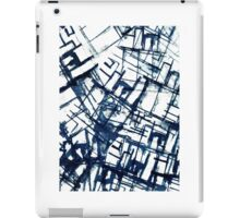 Architectual Screen Print  iPad Case/Skin