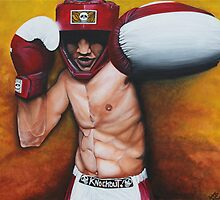 Knockout by Laura Barbosa