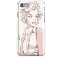Marilyn M.  iPhone Case/Skin