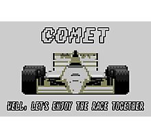 COMET - SUPER MONACO GP Photographic Print