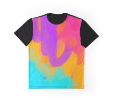 Pastel and love colors Graphic T-Shirt