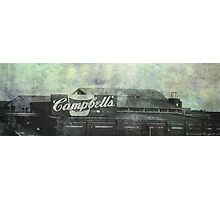 Cambell's Factory 02 Photographic Print