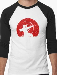 Oni Under Fire Men's Baseball ¾ T-Shirt