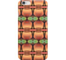 Colorful Vintage Abstract iPhone Case/Skin