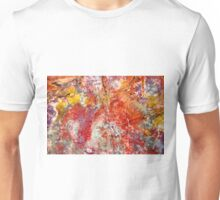 Painted Desert Wood 1 Unisex T-Shirt