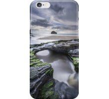Cornwall- Trebarwith Strand iPhone Case/Skin