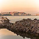 3 fishermen / I tre pescatori - Mergellina / Naples / Italy by Rachel Veser