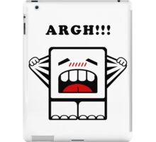 ARGH!!! iPad Case/Skin