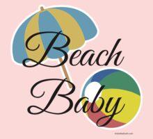 Beach Baby Kids Tee