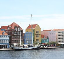 Sailing Boat in Willemstad by stine1