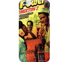 "SOUL POWER "" FUNKY KINGSTON "" iPhone Case/Skin"