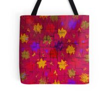 Abstract art patterns Tote Bag