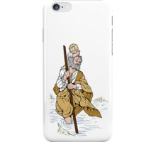 ST CHRISTOPHER iPhone Case/Skin