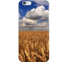 Golden Harvest iPhone Case/Skin