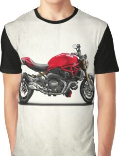 The Monster 1200S Graphic T-Shirt