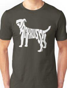 Jack Russel White Unisex T-Shirt
